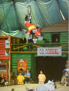 1993 BMX Stunts in het Westerntheater