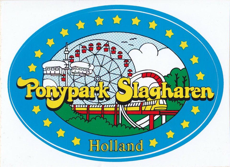 Ponypark Slagharen (ca. 1985 t/m 1997)