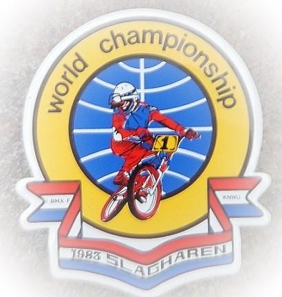 1983 Sticker