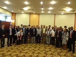 地熱エチオピアミッション(地熱発電WG)