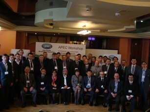 APEC2012 ワークショップ参加者