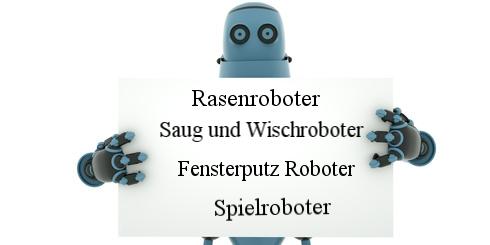 Roboter Kaufen Auswahl