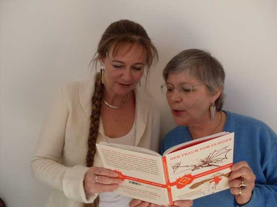 Auf Lesereise mit Susanna Partsch