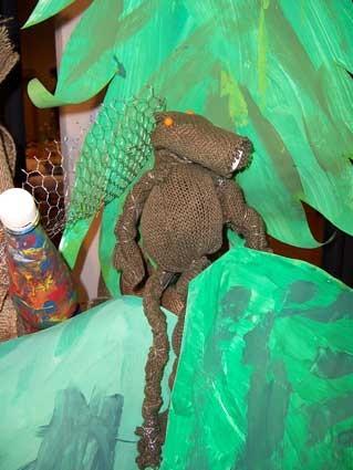Kunstwoche in der Gilchinger Grundschule