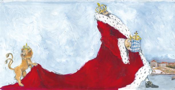 Eine Krone für Bayern