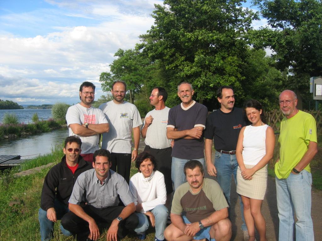Rheinschwimmen 2005