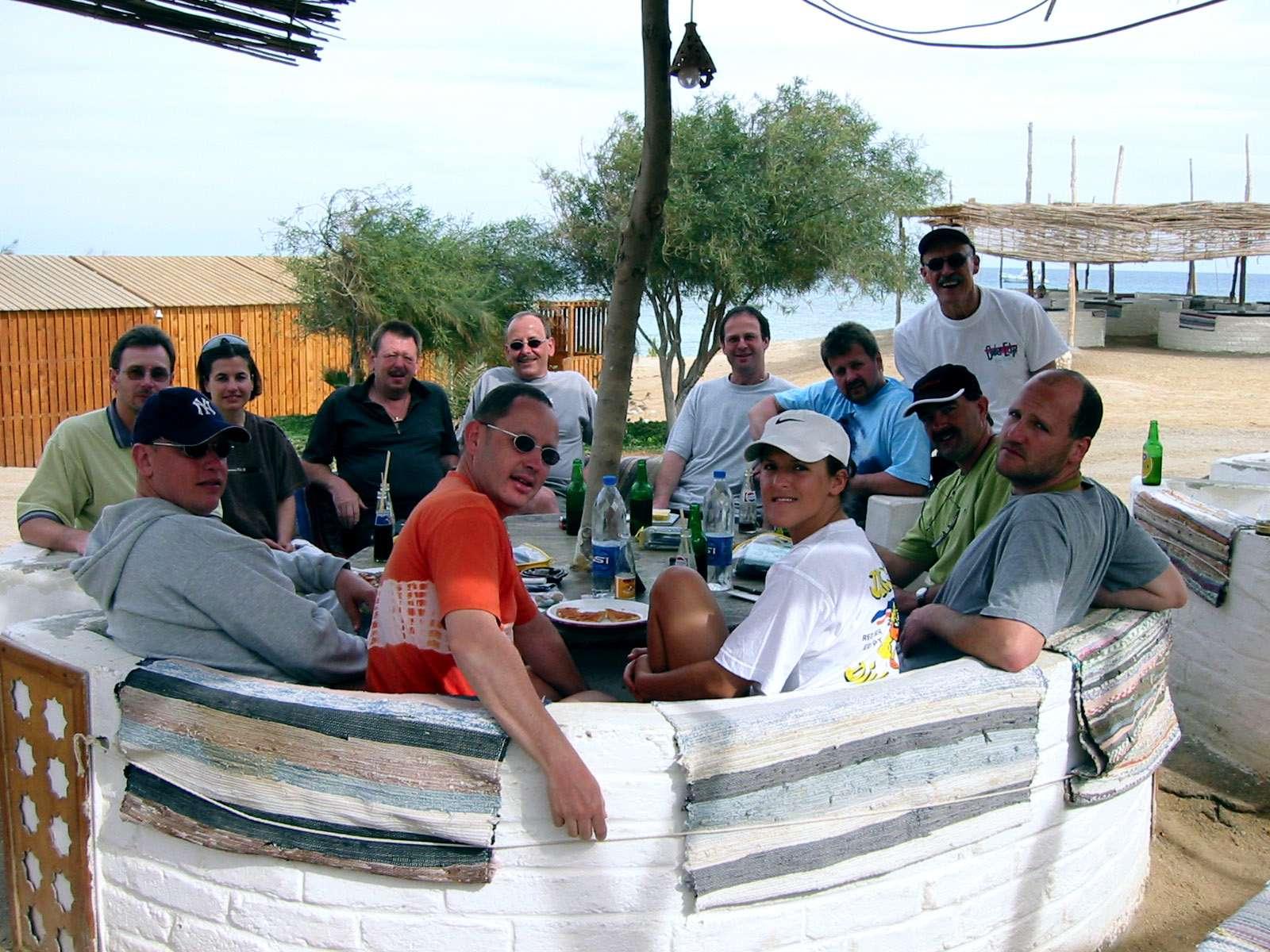 Ägypten Mangrove Bay 2002