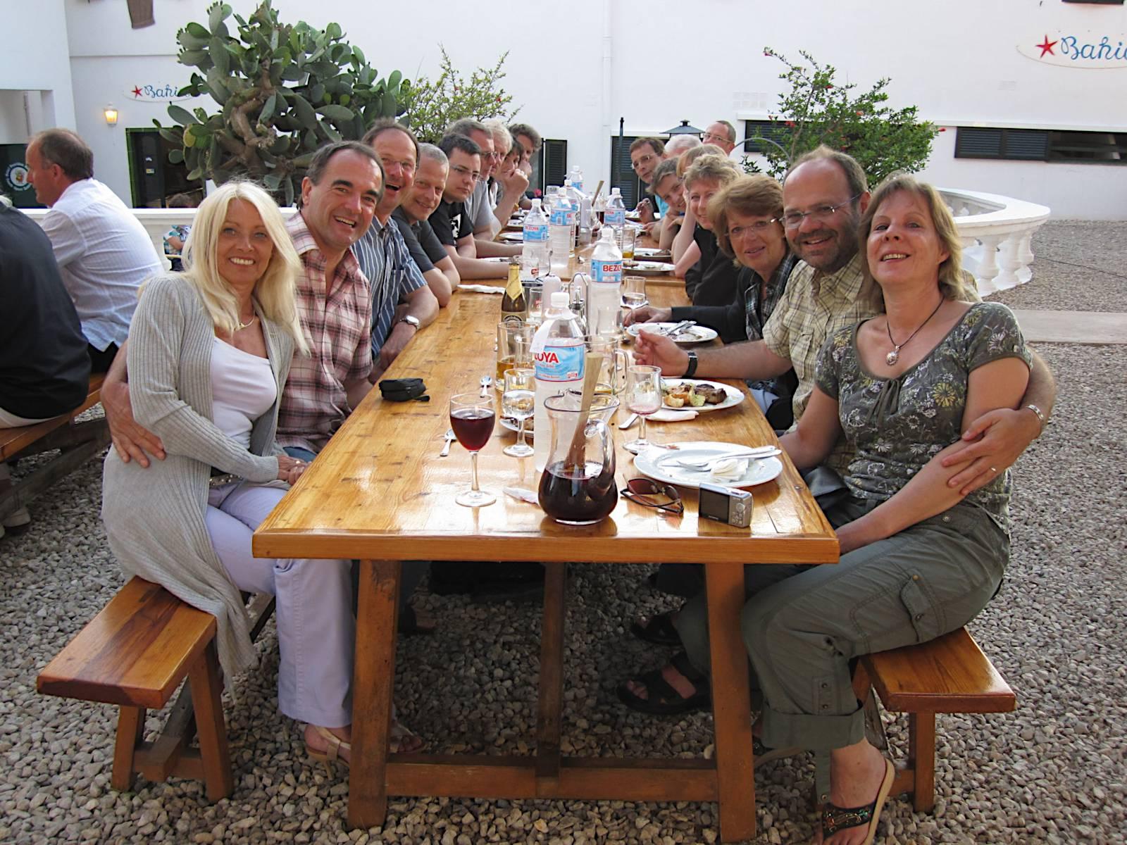 Clubfahrt Menorca 2010
