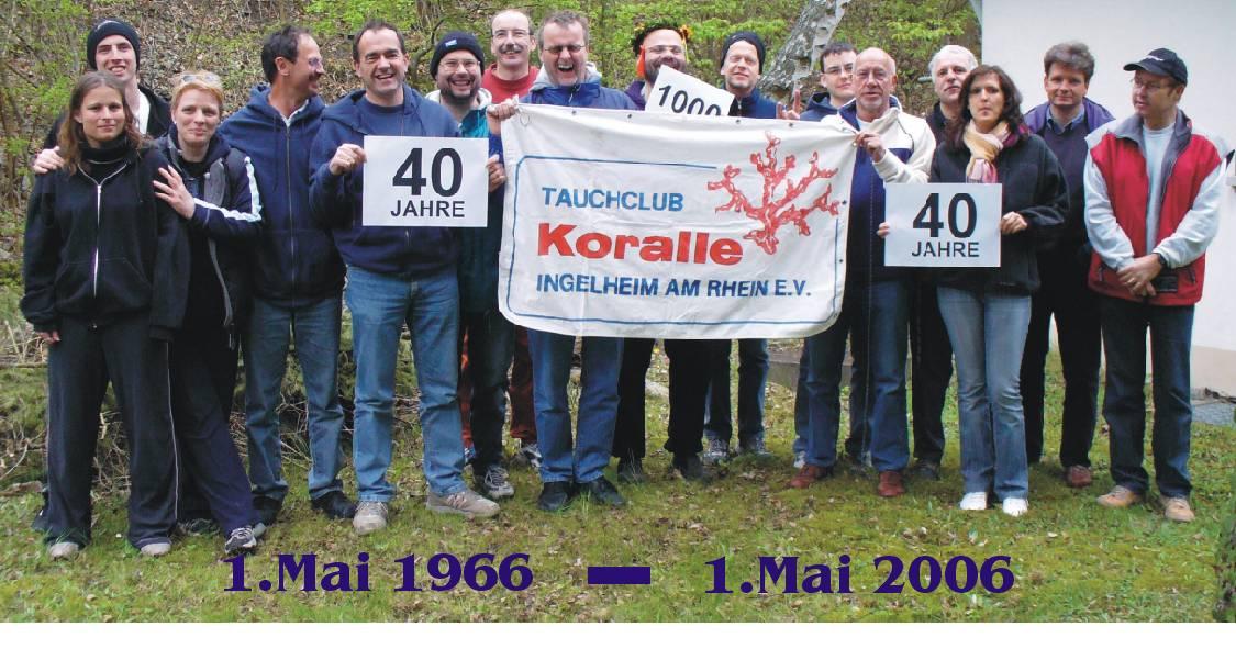 40. Vereinsjubiläum 2006