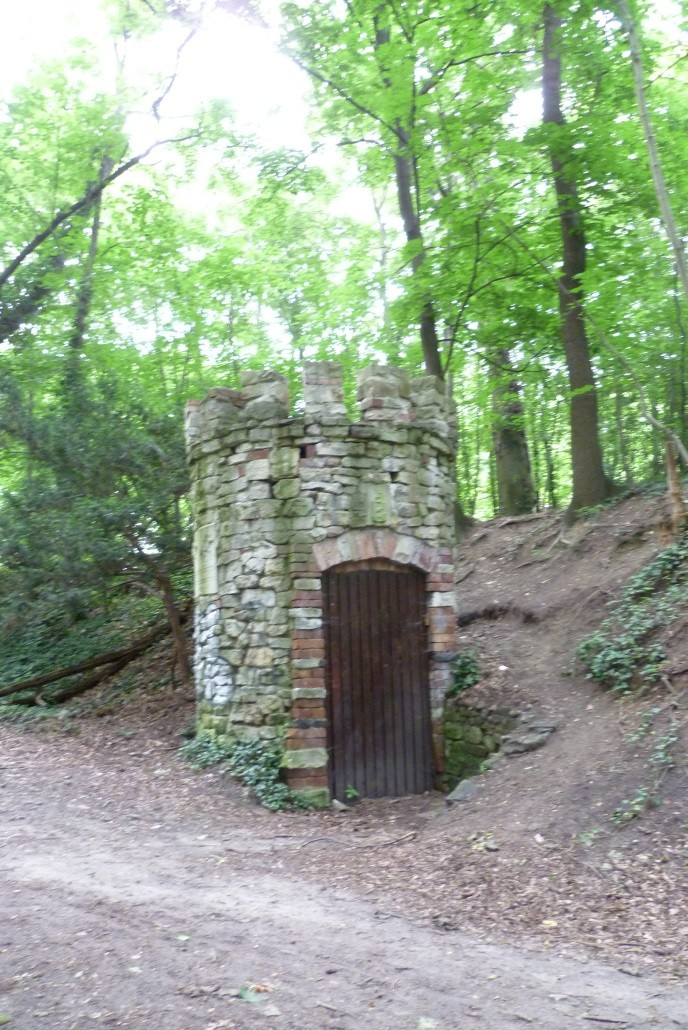Der Jaczo-Turm in Gatow