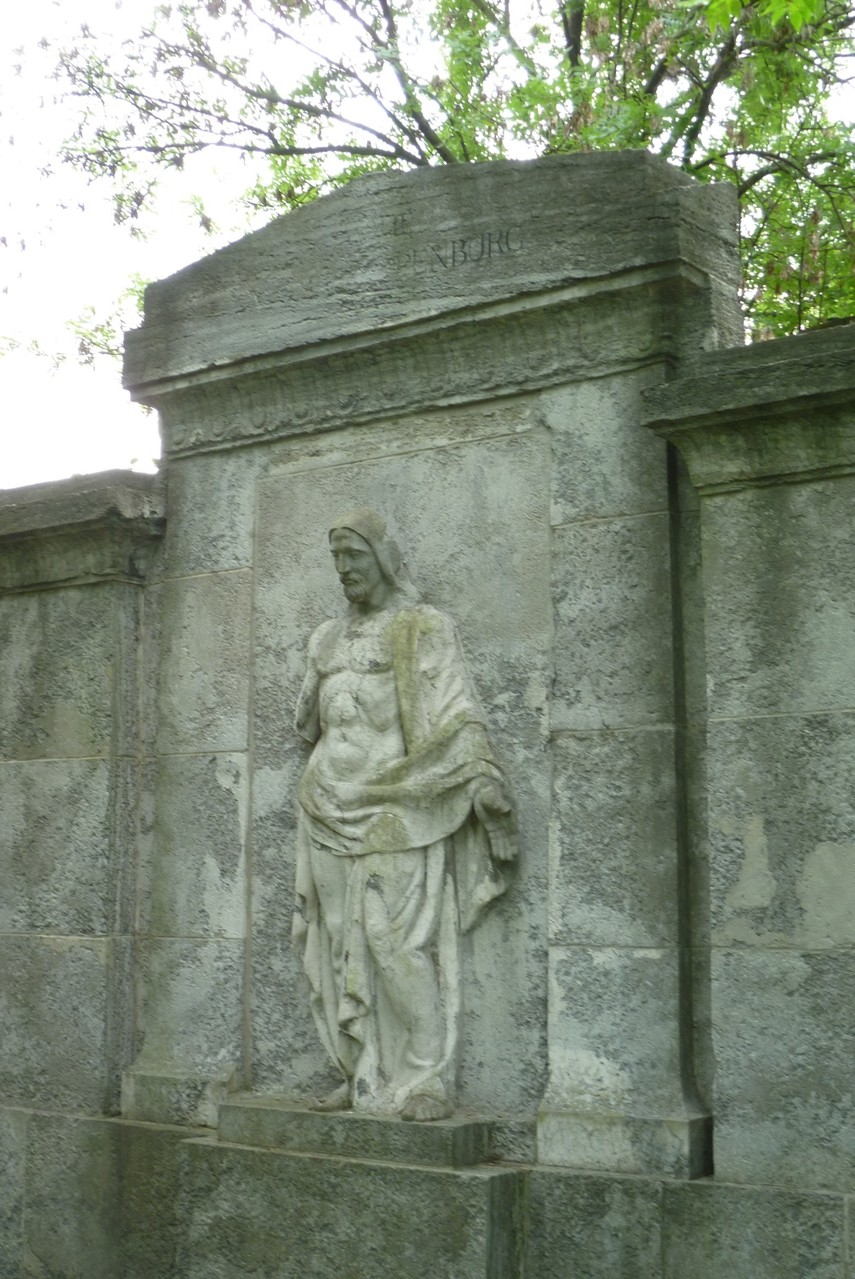 St. Hedwig - Grabstätte James Cloppenburg  © Diana Schaal