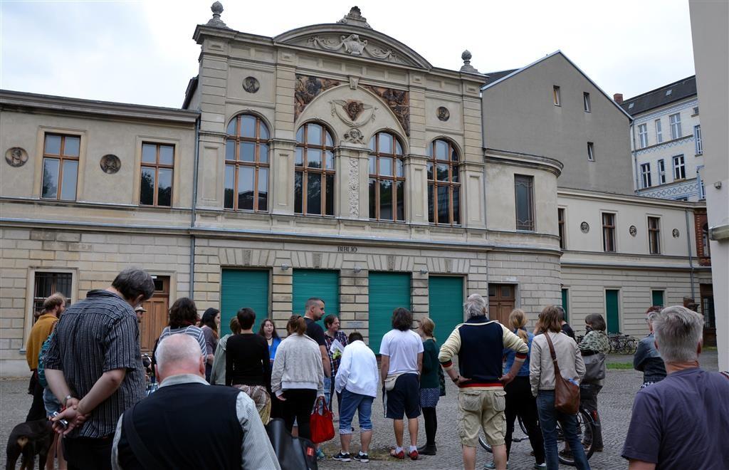 Historische Infos zum ehemaligen Heilbad Luisenbad