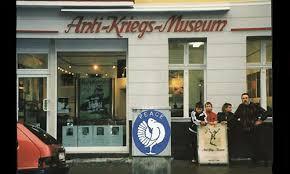 Das Antikriegsmuseum heute