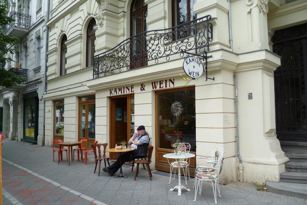 Kamine & Wein, Prinzenallee 58