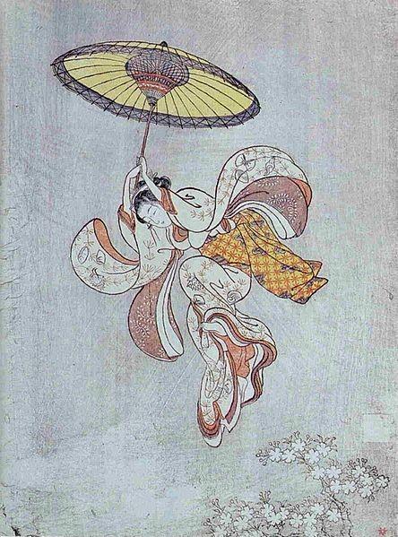 Mary Poppins auf Japanisch!