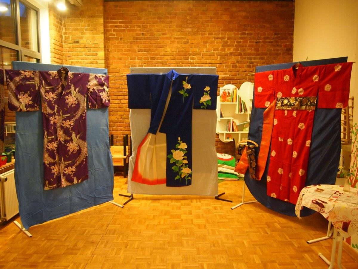 Kimono-Ausstellung, © Chihoco Yanagi