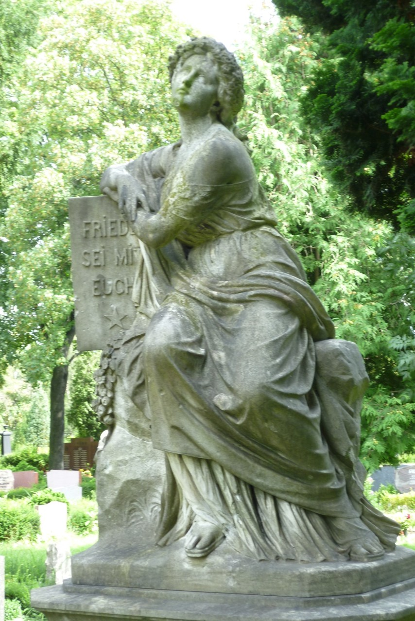 Dorotheenstädtischer Friedhof II - Grabstätte Woldemar Behr  © Diana Schaal