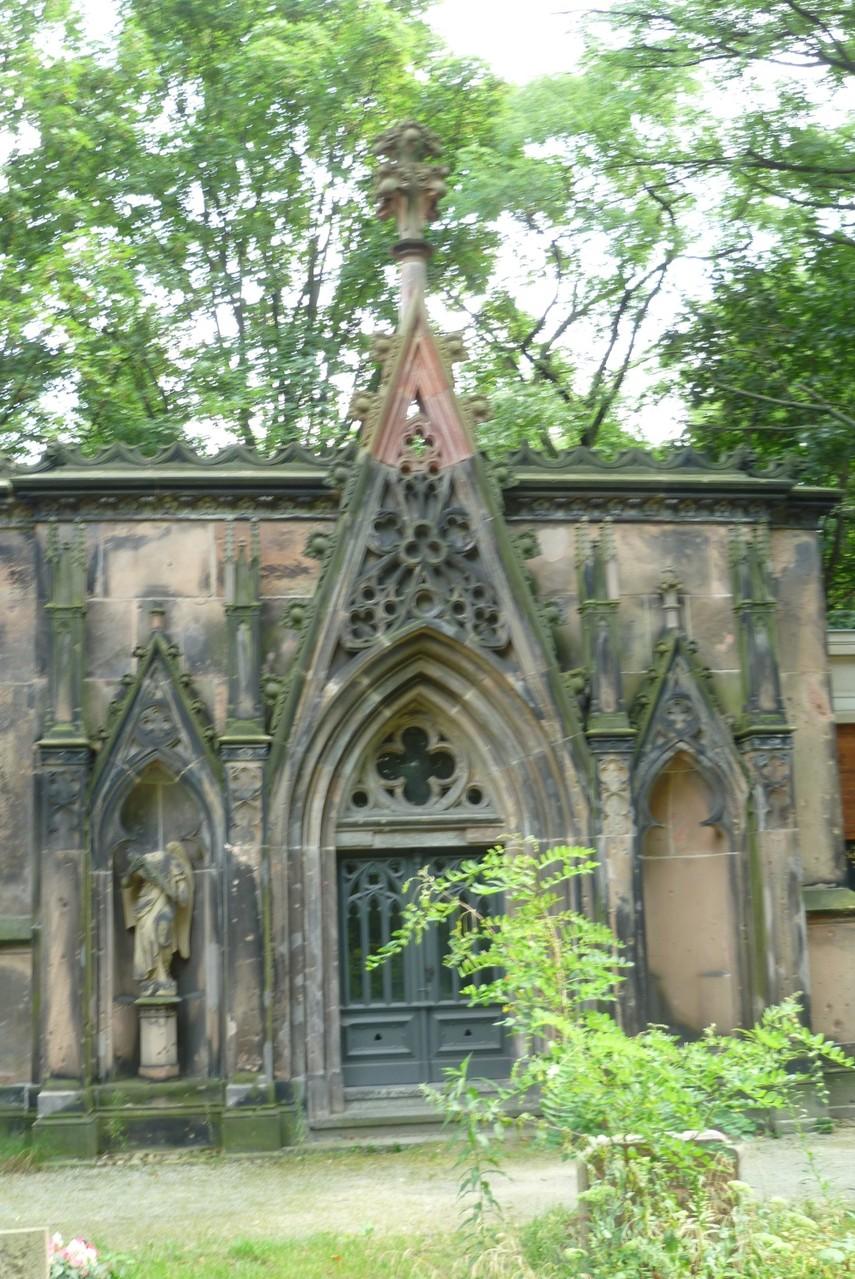Französisch reformierter Friedhof  © Diana Schaal