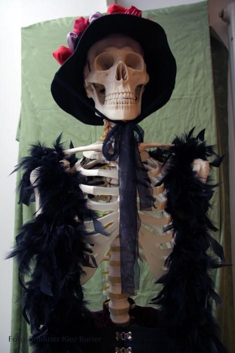 Skelettfigur La Catrina © SKK