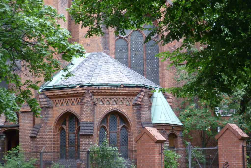 Stephanus-Kirche, Sakristei