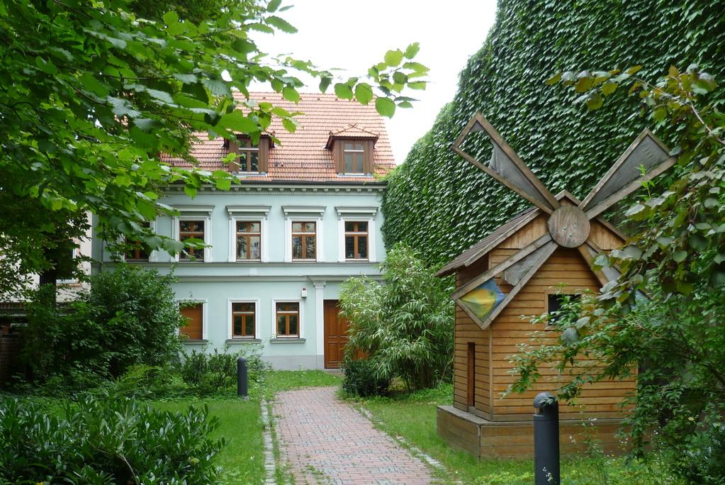 Das Familienhaus, Drontheimer Str. 17