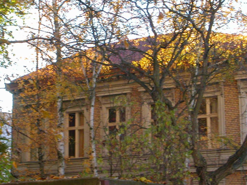 Villa Römer, Wollankstr. 61d