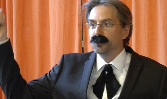 Piere Lacenaire ist Nietzsche © Matthias von Hoff