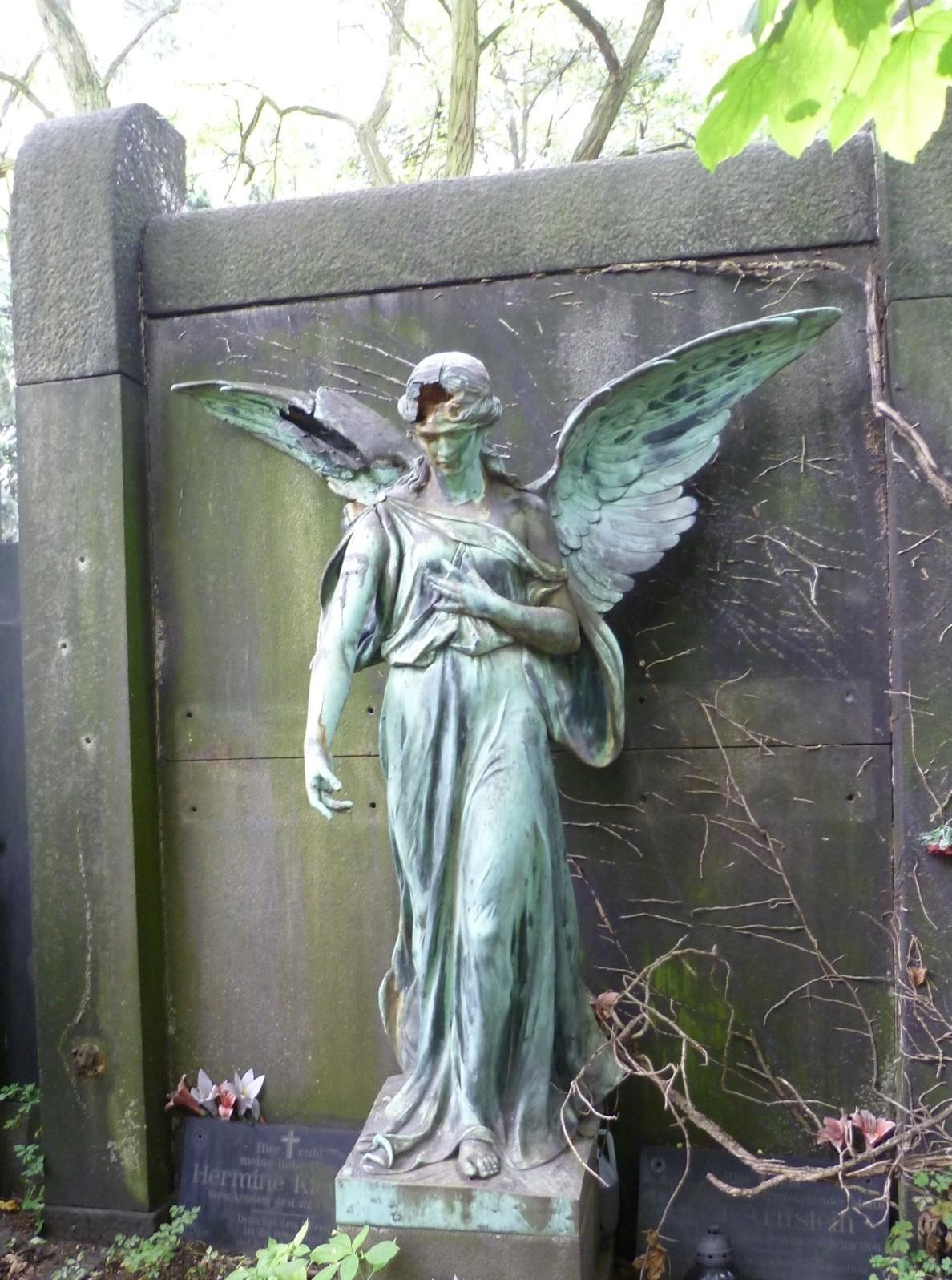 St. Hedwig - Grabstätte Arnstein/Kienzle  © Diana Schaal
