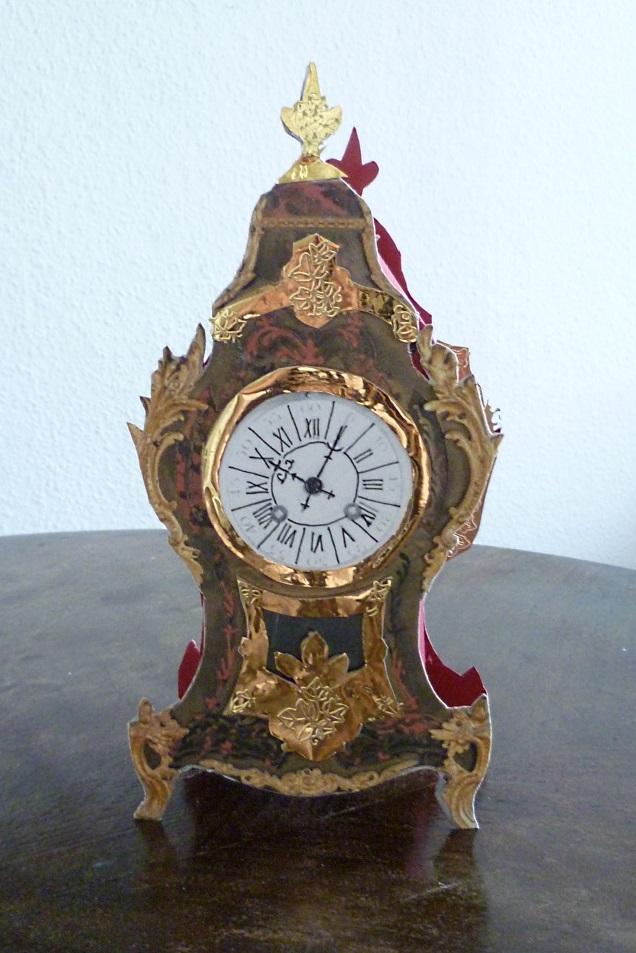 Uhr von Immanuel Kant  © Diana Schaal