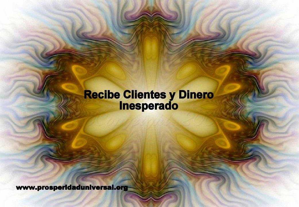 RECIBE CLIENTES Y DINERO