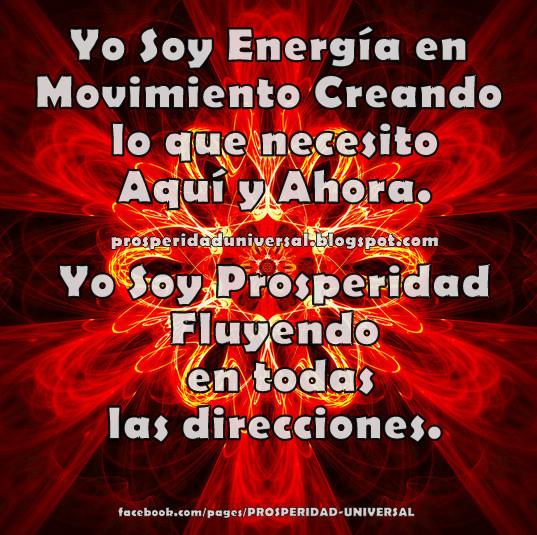 Decretos Activa La Energía Del Universo