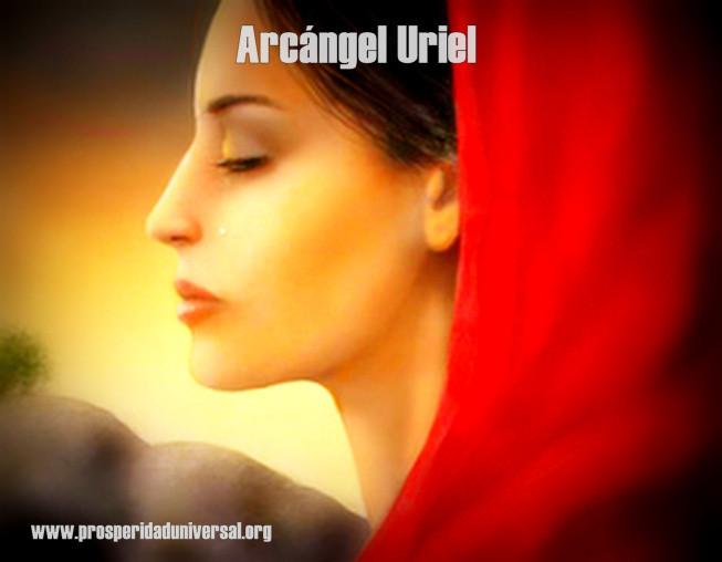 ARC{ANGEL URIEL INVOCACIÓN PODEROSA  CREADA POR PROSPERIDAD UNIVERSAL - Activa la energía poderosa de Dios para la abundancia plena, suministro de dinero - www.prosperidaduniversal.org