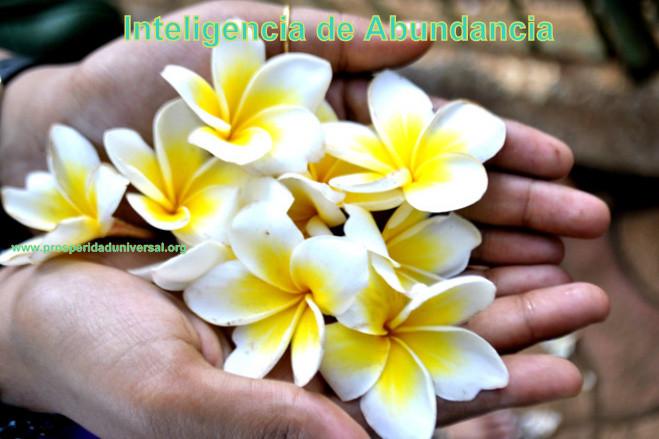 INTELIGENCIA DE ABUNDANCIA -CAMINO DE LA ABUNDANCIA, LA RIQUEZA- PROSPERIDAD UNIVERSAL