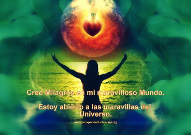 Soy un Creador de Milagros - Prosperidad Universal