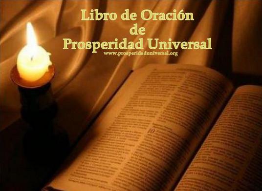 LIBRO DE ORACIÓN DE PROSPERIDAD UNIVERSAL - ORAR CON PODER - LA ORACIÓN EFECTIVA, MILAGRO  - EL PODER DE LA FE SOBRE - NATURAL - CADENA DE ORACIÓN