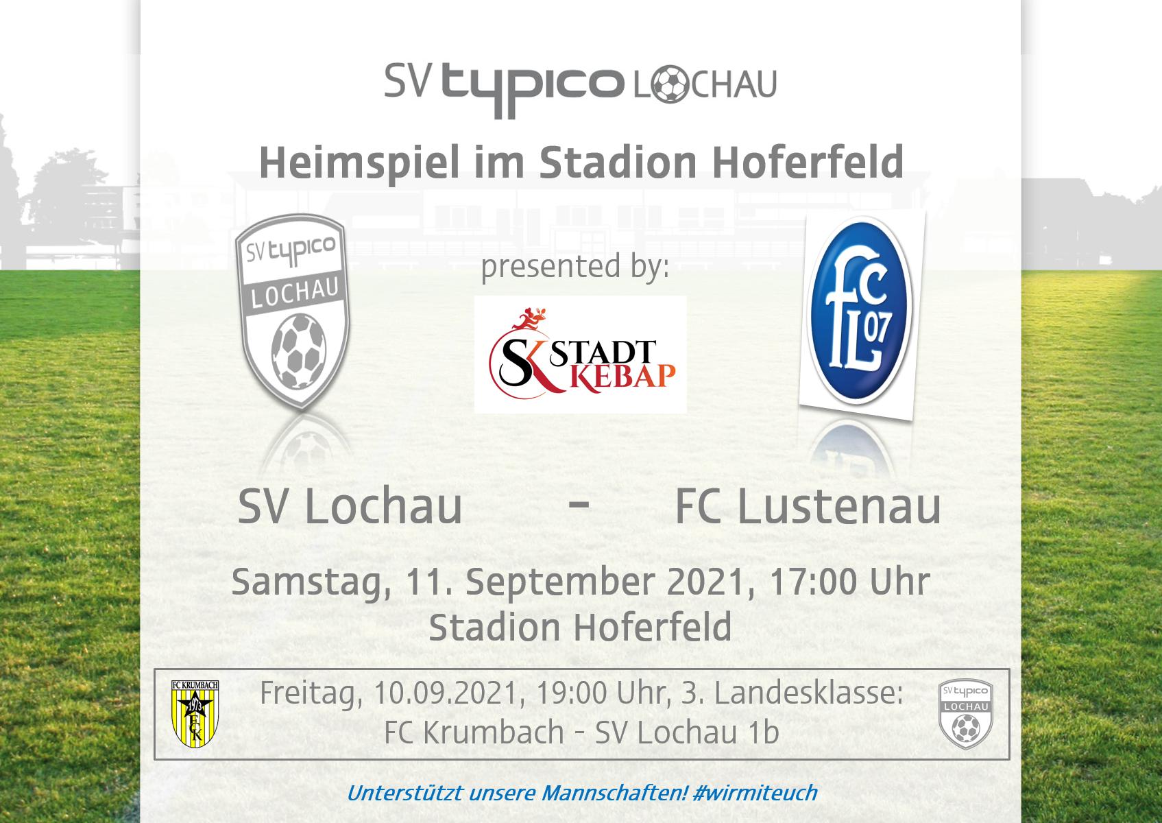 KM empfängt den FC Lustenau
