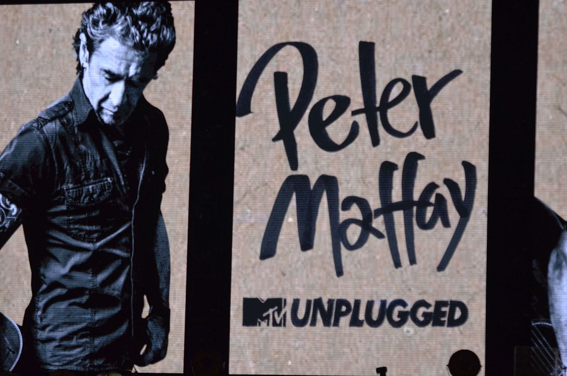 Peter Maffay MTV-unplugged in Bremen,Fotos von MiO Made in Oldenburg & miofoto