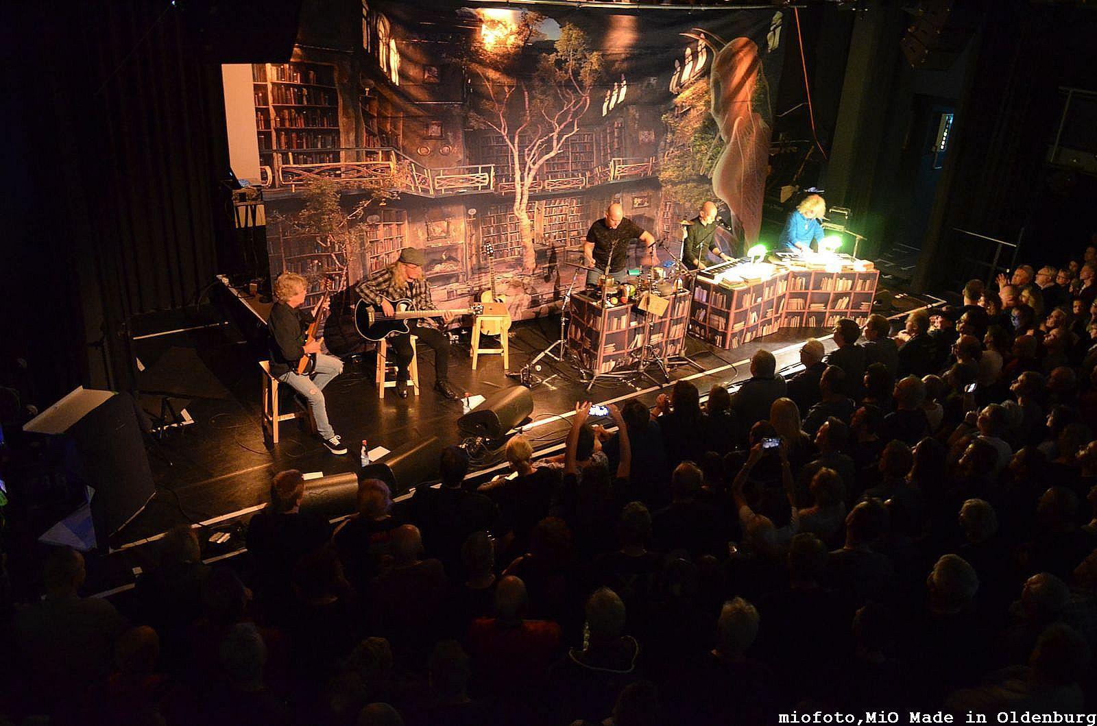 Saga Final Tour, 40th anniversary! Kulturetage OL, MiOfoto