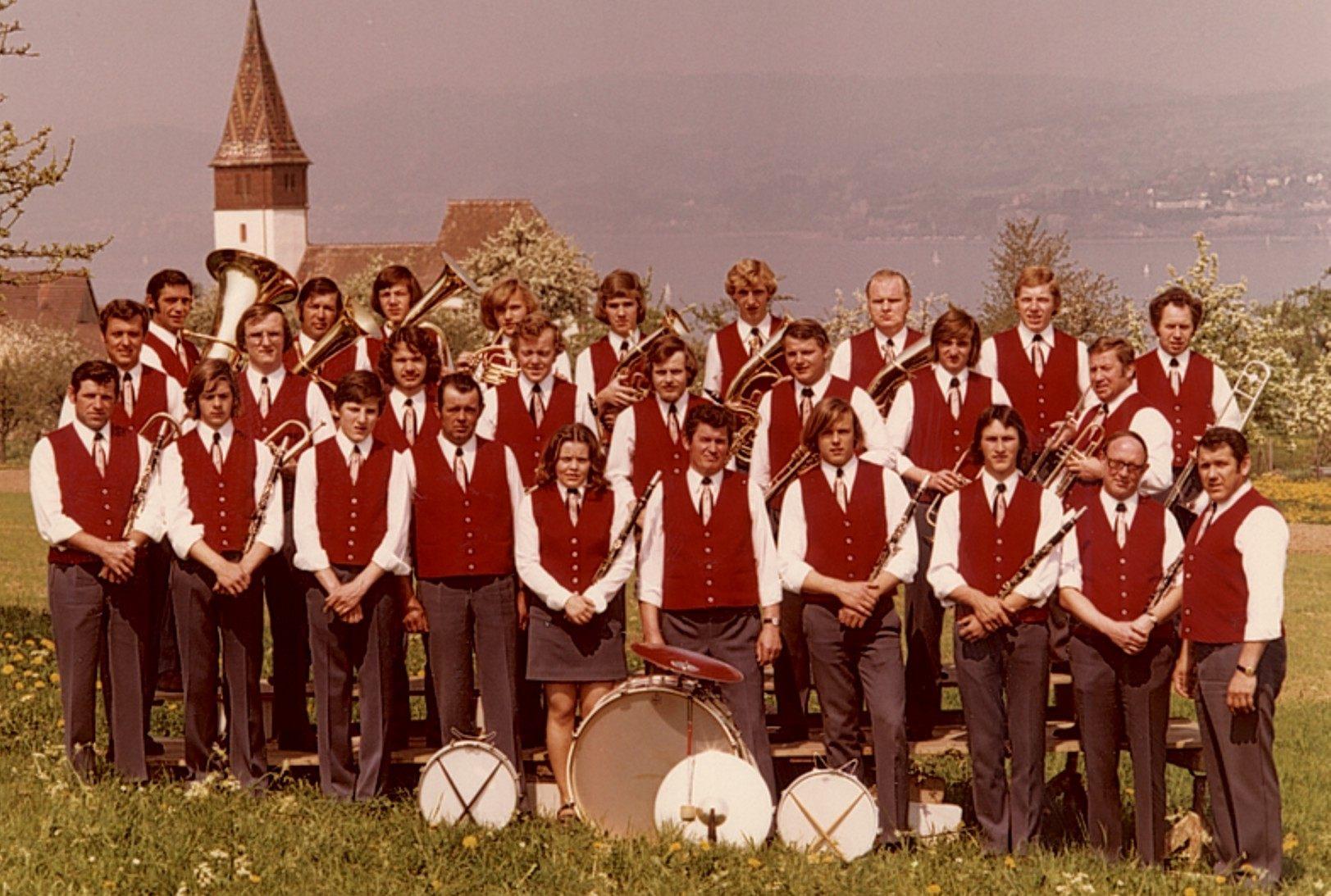 1972 Gruppenbild