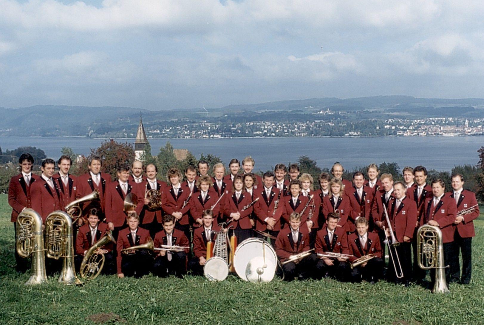 1981 dritte Uniform
