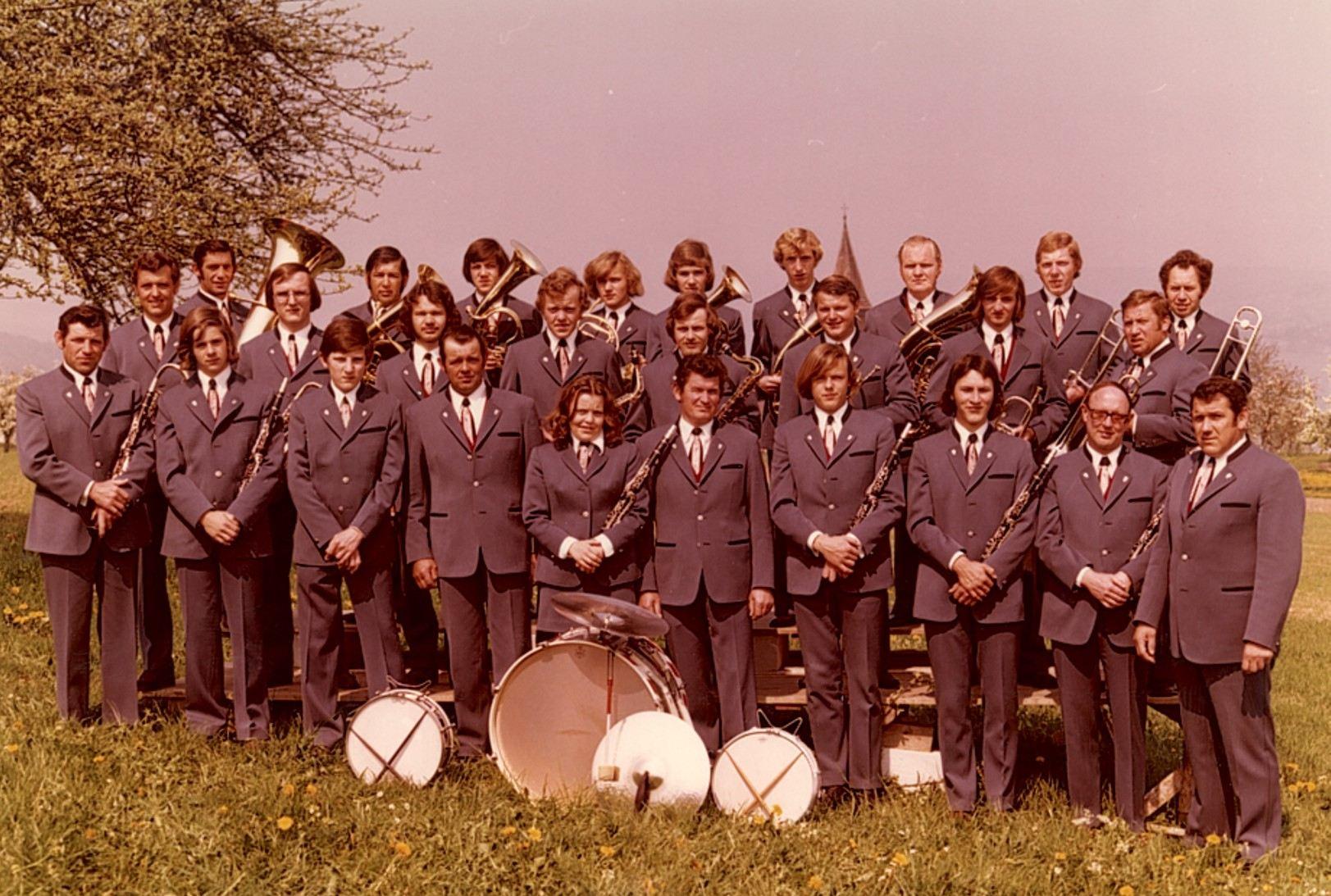 1972 zweite Uniform