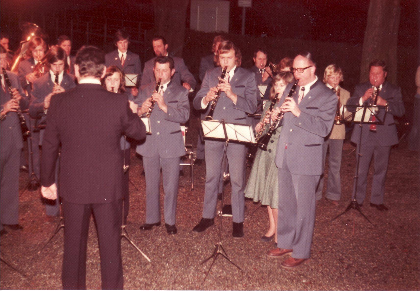 1975 Gerburtstagsständchen