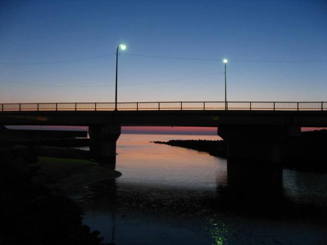 歌仙橋付近