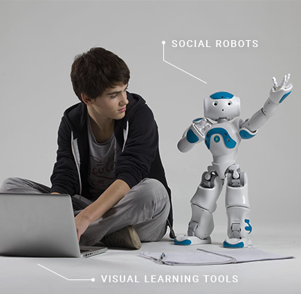 Visual Learning and  Social Robotics