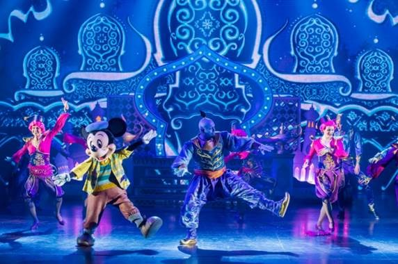 ©Disneyland Paris - Mickey and the Magician