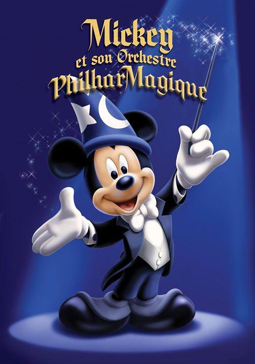 Mickey's Philharmagic im Englischen