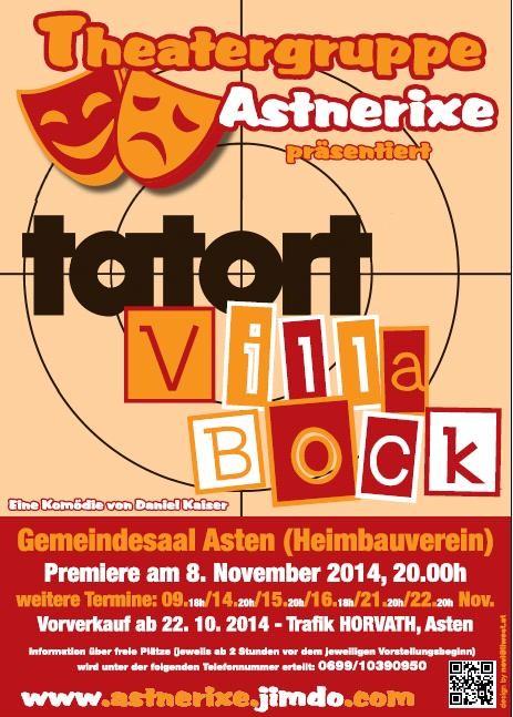 Astnerixe - Theater Asten