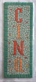 Cathou du 40, petite mosaïque pour la famille,