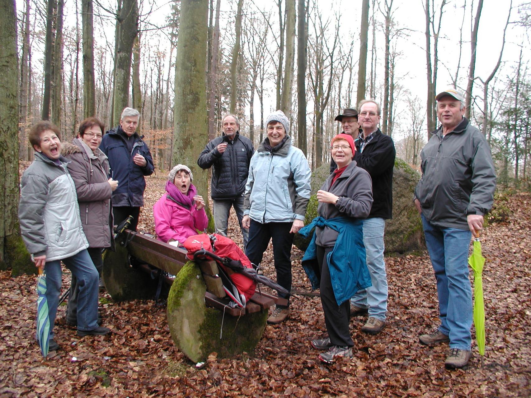 Februar-Wanderung: Hösbach