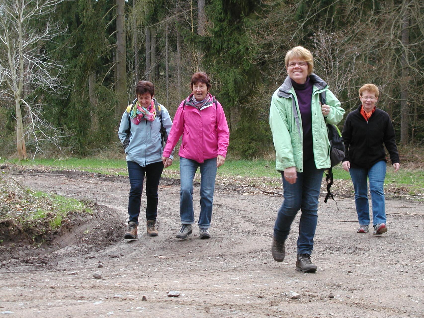 Wanderung zum Sophienhof Raibreitenbach am 23.03.14